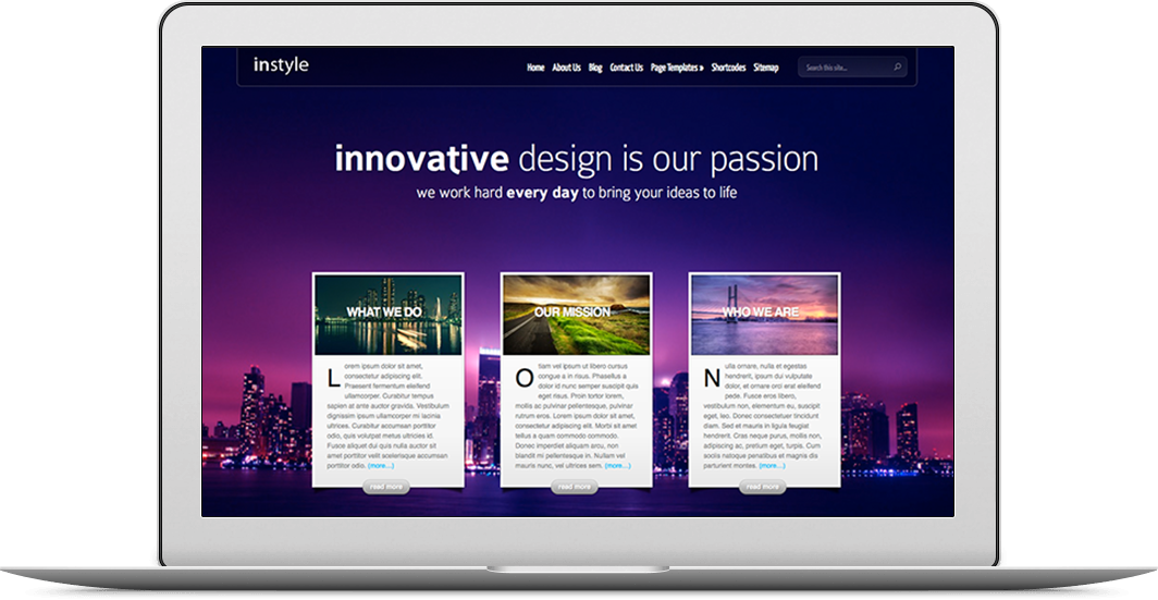 Innovative Web Design For Small Businesses